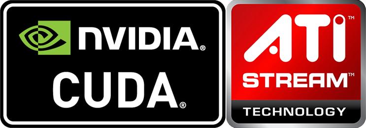 Nvidia CUDA & ATI Stream เทคโนโลยี GPGPU สองค่ายใหญ่