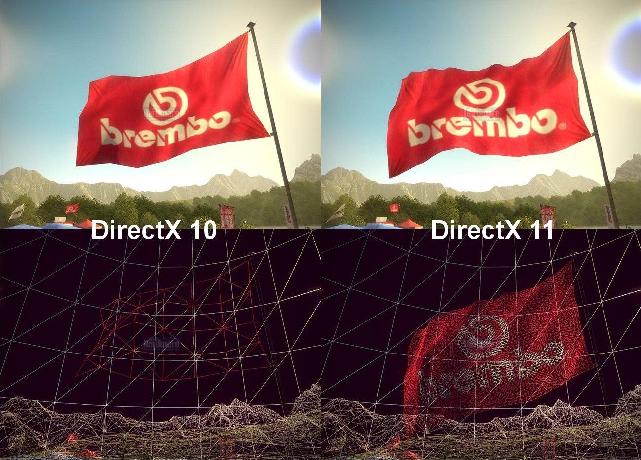 Dirt 2 DirectX 10 11 7 ข้อน่ารู้เกี่ยวกับ DirectX 11