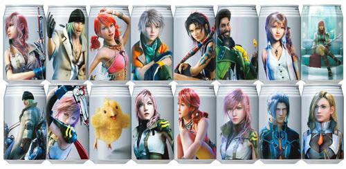 FFXIII Beverage 1