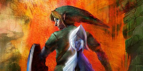Concept Art ของ The Legend of Zelda ภาคล่าสุด