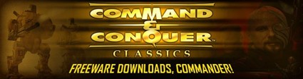 cnc classics EA ปล่อยให้โหลดเกม C&C Tiberian Sun+Firestorm ได้ฟรี