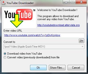 youtube downloader หลากหลายวิธีการดาวน์โหลดคลิปจาก Youtube