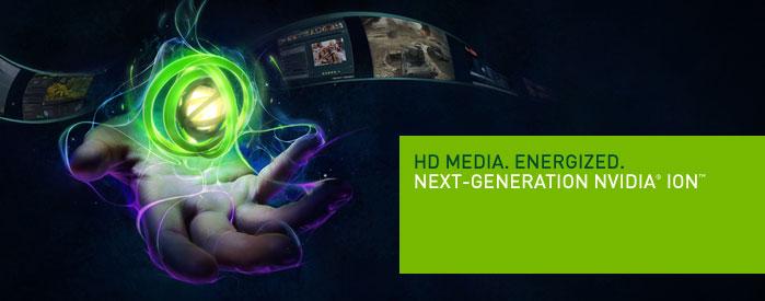 Nextgen Nvidia ION