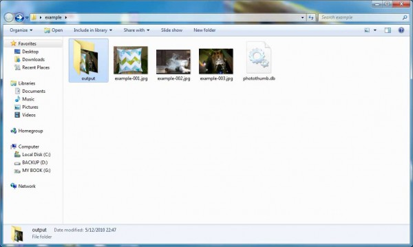photoscape complete e1291567646570 ย่อรูปหลายๆ รูปพร้อมกันด้วย Photoscape