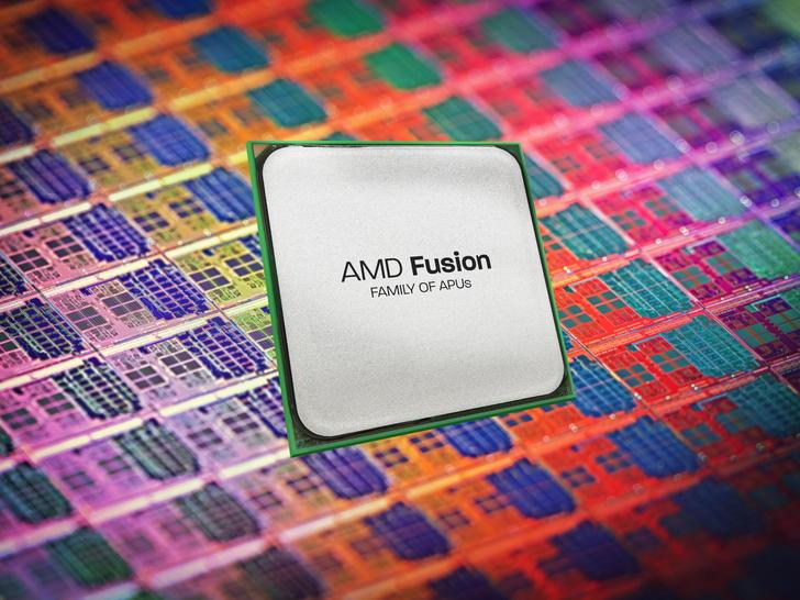 AMD Fusion APU - Llano Series