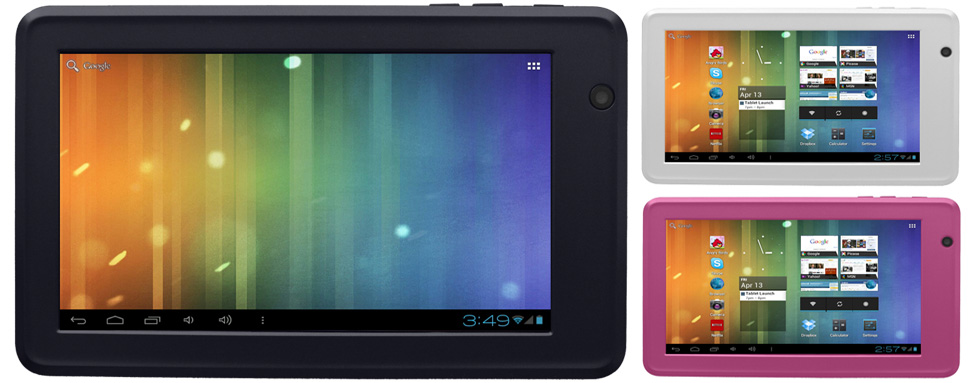 XTEX Android Tablet