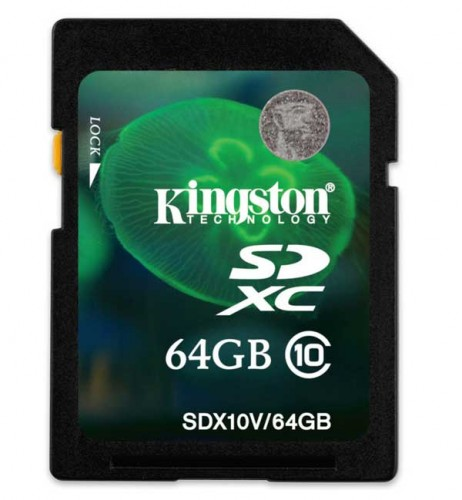 Kingston SDXC 64GB