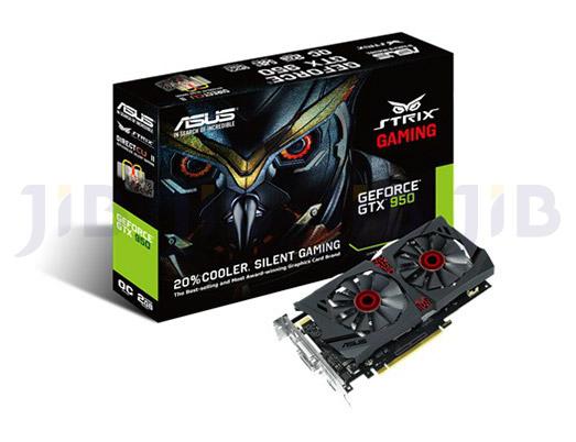 GTX 950 อีกตัวเลือกสำหรับผู้ที่อยากใช้ค่าย Nvidia