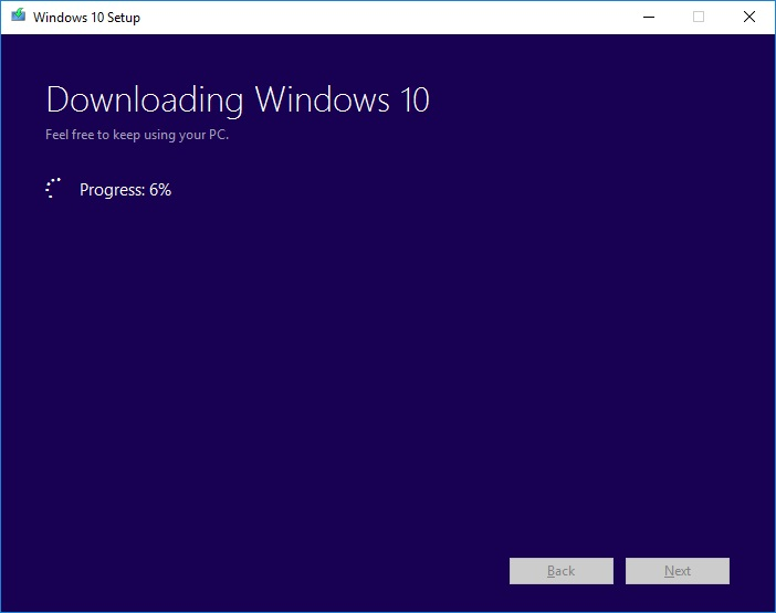 install windows 10 via usb 009